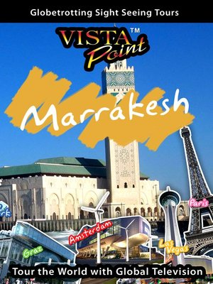 Click this cover for a(n) Video sample of Marrakesh Morocco.
