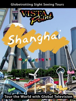 Cover of Shanghai China
