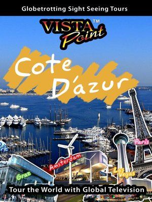 Click this cover for a(n) Video sample of Côte D'Azur France