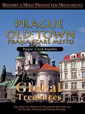 Click this cover for a(n) Video sample of Prague Old Town Praha Stare Mesto Czech Republic