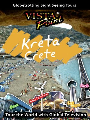 Cover of Kreta Greece