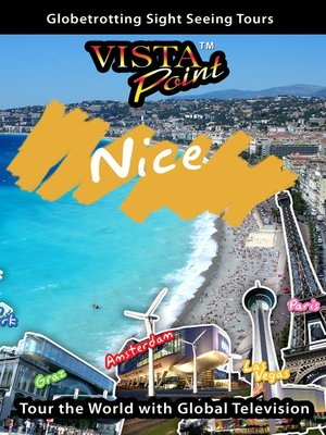Click this cover for a(n) Video sample of Nice France.