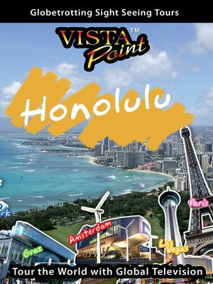 Cover of Honolulu