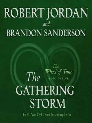 Click this cover for a(n) Audiobook sample of The Gathering Storm.