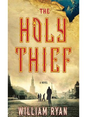 Click this cover for a(n) Audiobook sample of The Holy Thief.