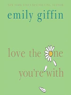 Click this cover for a(n) Audiobook sample of Love the One You're With.