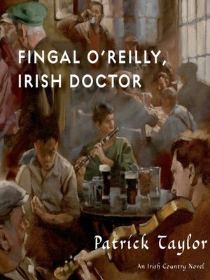 Cover of Fingal O'Reilly, Irish Doctor