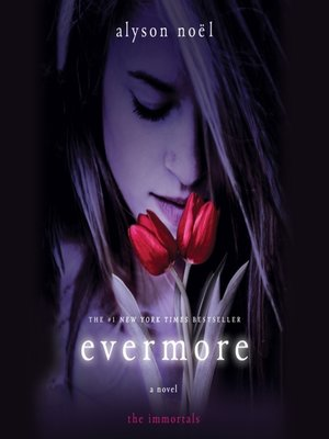Click this cover for a(n) Audiobook sample of Evermore.