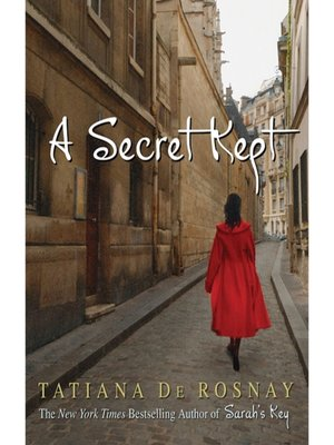 Click this cover for a(n) Audiobook sample of A Secret Kept.
