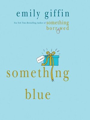 Click this cover for a(n) Audiobook sample of Something Blue.
