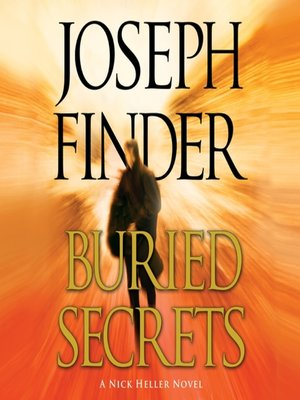Click this cover for a(n) Audiobook sample of Buried Secrets