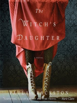 Click this cover for a(n) Audiobook sample of The Witch's Daughter