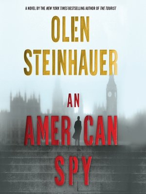 Cover of An American Spy
