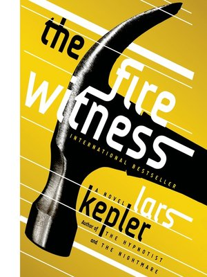 Click this cover for a(n) Audiobook sample of The Fire Witness.