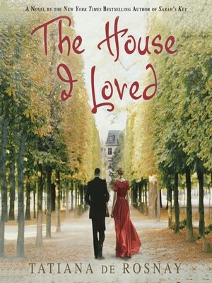 Cover of The House I Loved