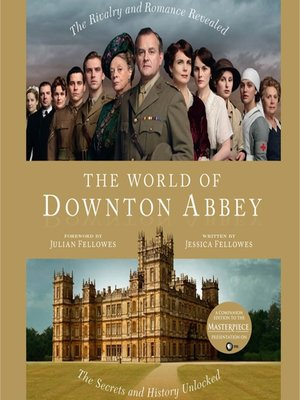 Cover of The World of Downton Abbey