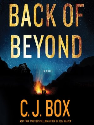 Cover of Back of Beyond