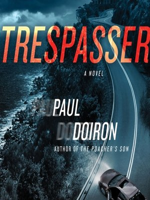 Click this cover for a(n) Audiobook sample of Trespasser