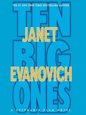 Click this cover for a(n) Audiobook sample of Ten Big Ones.