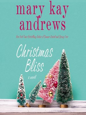 Click this cover for a(n) Audiobook sample of Christmas Bliss.