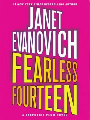 Click this cover for a(n) Audiobook sample of Fearless Fourteen.