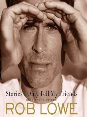 Click this cover for a(n) Audiobook sample of Stories I Only Tell My Friends.