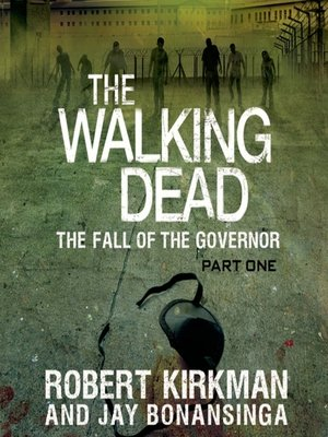 Click this cover for a(n) Audiobook sample of The Fall of the Governor, Part 1.