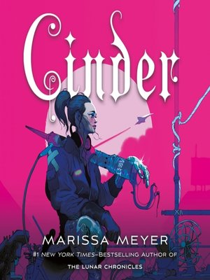 Click this cover for a(n) Audiobook sample of Cinder.