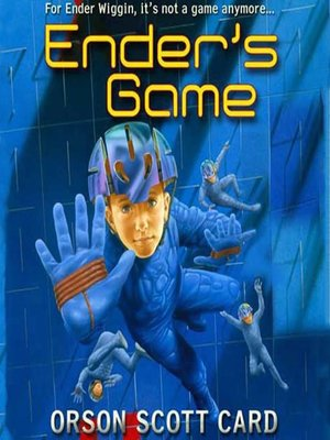 Click this cover for a(n) Audiobook sample of Ender's Game.
