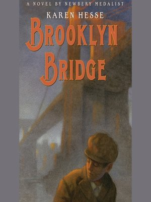 Click this cover for a(n) Audiobook sample of Brooklyn Bridge
