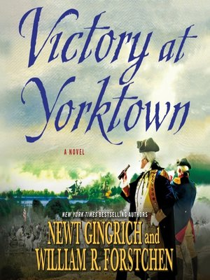 Click this cover for a(n) Audiobook sample of Victory at Yorktown.