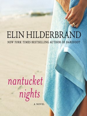 Click this cover for a(n) Audiobook sample of Nantucket Nights.