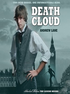 Click this cover for a(n) Audiobook sample of Death Cloud