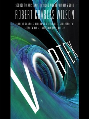 Click this cover for a(n) Audiobook sample of Vortex.