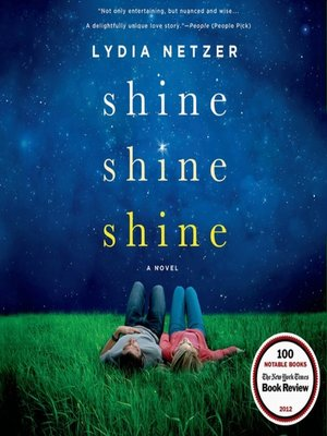 Click this cover for a(n) Audiobook sample of Shine Shine Shine.