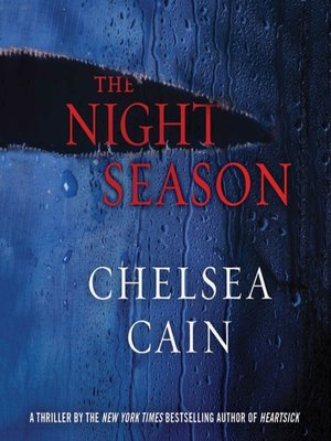 Click this cover for a(n) Audiobook sample of The Night Season.