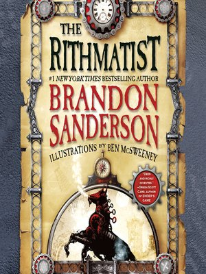Click this cover for a(n) Audiobook sample of The Rithmatist.