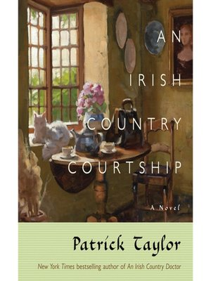 Click this cover for a(n) Audiobook sample of An Irish Country Courtship.