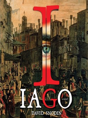 Click this cover for a(n) Audiobook sample of Iago.