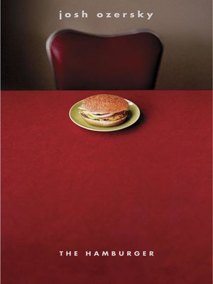 Cover of The Hamburger