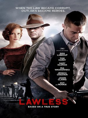 Click this cover for a(n) Video sample of Lawless.
