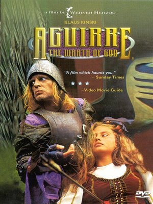 Click this cover for a(n) Video sample of Aguirre the Wrath of God.
