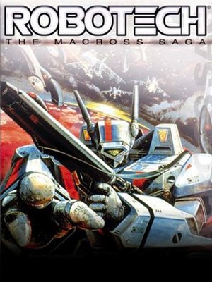 Robotech, Volume 1, The Macross Saga, Part 1 of 36