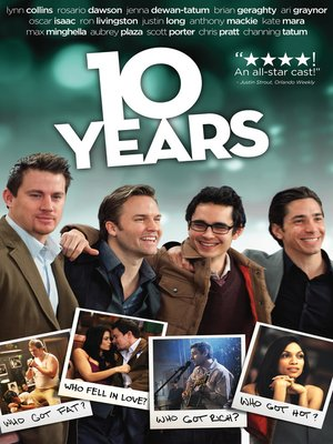 Cover of 10 Years