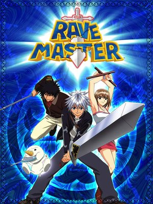 Rave Master, Season 1, Part 1 of 25