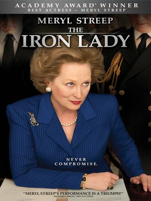 Click this cover for a(n) Video sample of The Iron Lady.