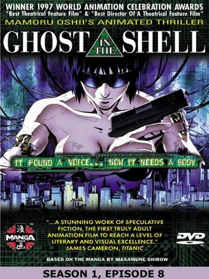 Ghost in the Shell: Stand Alone Complex, Season 1, Part 8 of 26