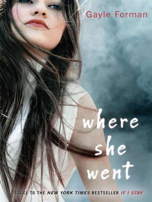 Click this cover for a(n) Audiobook sample of Where She Went