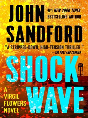 Cover of Shock Wave