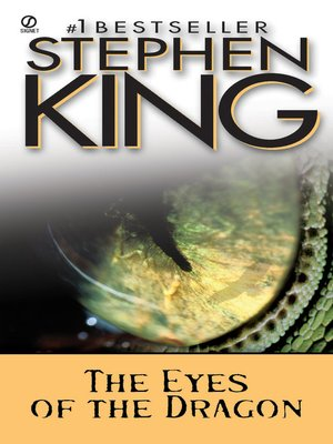 Cover of The Eyes of the Dragon